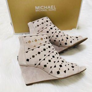 Michael Kor booties
